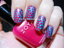 Dots and more Dots! by allishaan