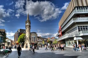 Clock Tower HDR by nat1874