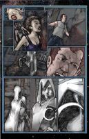 Moon Knight Page 1 by facelesscow