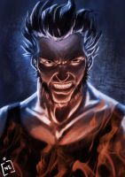 wolverine color by ingaingo