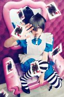-Ciel in Wonderland-2 by juunana