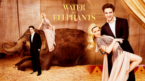 Water For Elephants Wallpaper by theanyanka