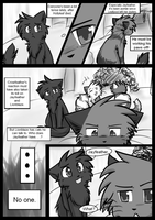 Taken Astray pg1 +remake+ by Spottedfire-cat