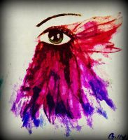 Pretty eye by gilly15