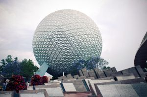 Spaceship Earth by MuffinPie03