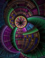 Intricate Colors by MzKitty45601