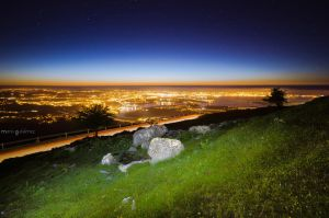 Santander from above. by MarioGuti