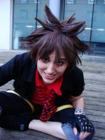 Sora- Cuteness by KellyJane