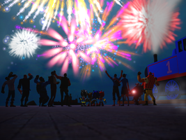 It's A Wonderful Night! (700th DEVIATION!!!) by Nictrain123