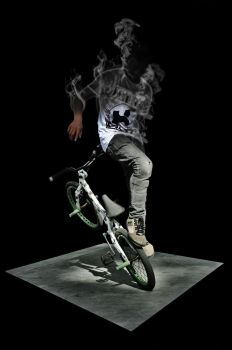 hectic for BMX by ahdhan