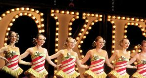 Rockettes by CarianneCouture