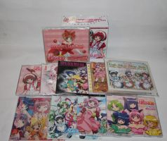 Tokyo Mew Mew - Music collection by Harley-Chaplin