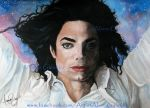 MASTER OF GHOSTS - Michael Jackson by AlenaGalayko