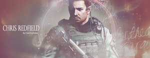 Chris Redfield-Resident Evil 6 by JillValentinexBSAA