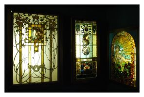 Stained Glass Room by Cwen-Natulcien