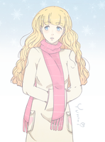 It's Cold... by Yum-i