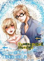 APH - Sweden and Finland by gundam-kun