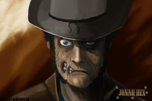 Jonah Hex by TheSilentDane