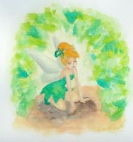 TinkerBell by KeybladerEva