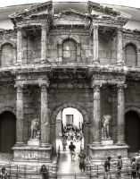 Berlin-Market Gate of Miletus by pingallery