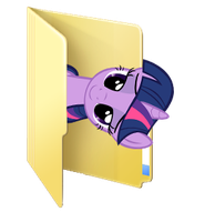 Twilight Folder by SmokeySun