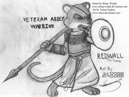 Redwall Game: Abbey Warrior by Aliies