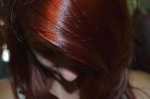 Red hair. by Lumicenta