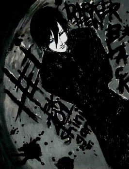Darker Than Black: Hei by InFlagranteDelicto