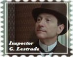 Inspector Lestrade stamp by TheFlyingBrick