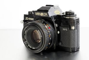 Minolta X700 Photo by Ryan-Warner