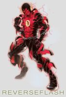 N52 Reverse Flash by onlyfuge