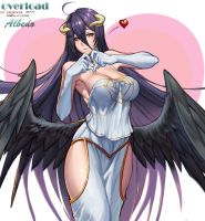 overlord Albedo by GTUN