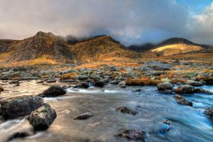 Cwm Idwal 1 by CharmingPhotography