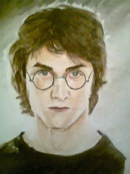 Harry Potter by adorkable215