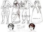 costume design - tessa by far-eviler