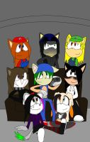 Halloween 2013 by anubist-the-cat1