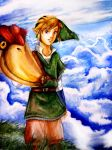 Skyward Sword by Celtilia