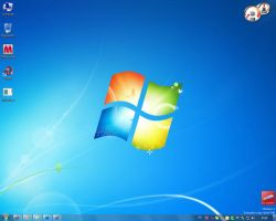 My Windows 7 Desktop 24.06.09 by vl2r