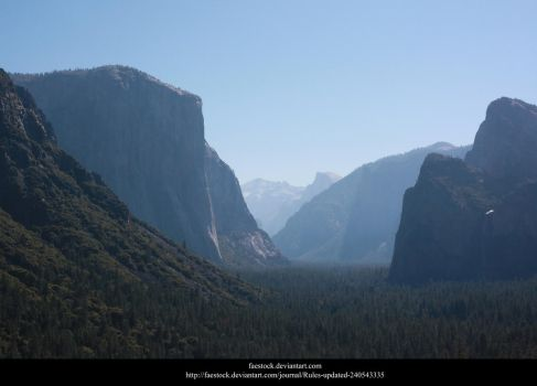 Yosemite3 by faestock
