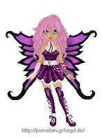 Stea Fairy Pixel by Marushi-Dracul