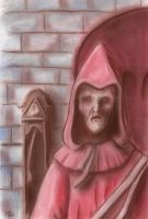 The Masque of the Red Death by Qodaet