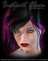 Glam Girls Instant Makeup by ForbiddenWhispers