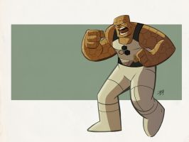 The Thing by DaveBardin