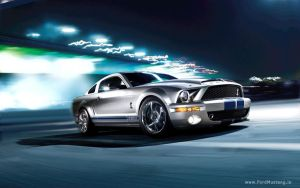 Ford Mustang (HQ) by fabbelabbe8