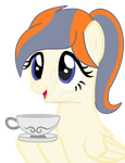 Care For A Cup Of Tea? by DuskStripe87