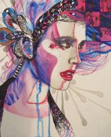 Colorful Lust by flowerthatneverfades