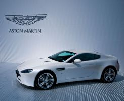 Aston Martin V8 by bob-in-disguise
