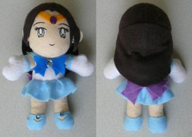 Sailor Madelyn Plushie by sakkysa