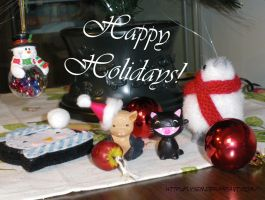 Happy Holidays by lysen