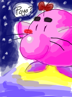 Mr Saturn Kirby by bad-exposition